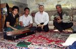 یوسفی, رضا شیخ محمدی, سید یوسف غیاثی, مجتبی سالاری